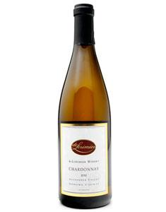 2012 De Lorimier Chardonnay
